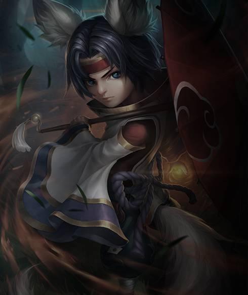幻魔·右京